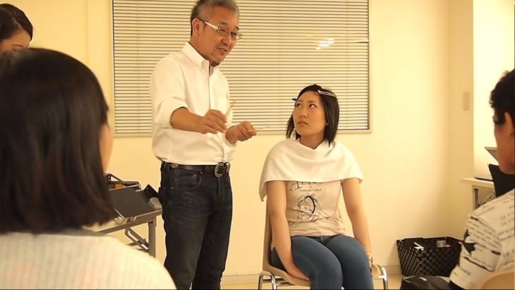 メイク ヘアメイク メイクレッスン スクール プロ 福岡 専門学校 美容